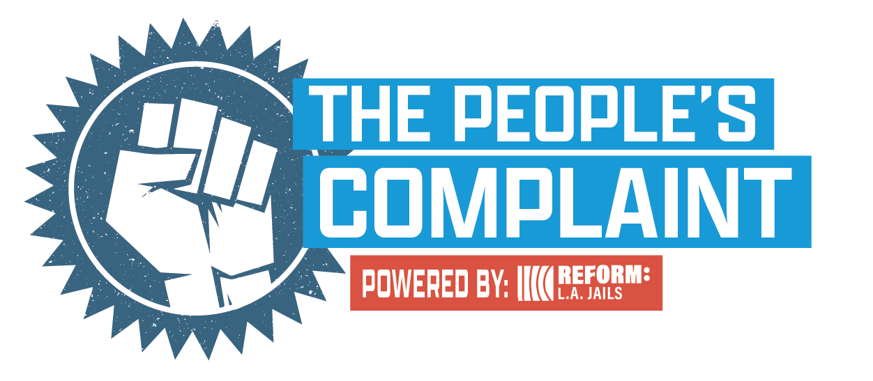 The People's Complaint Logo
